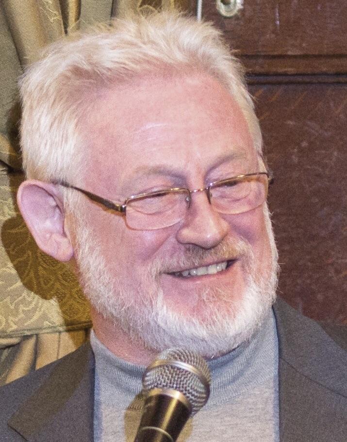 Colin Talbot