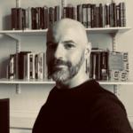 Black and white headshot of Prof Nick Lord
